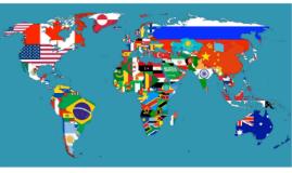 Kenya, Russia, Brazil