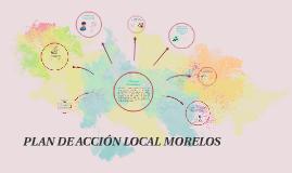 plan de acción local morelos