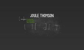 JOULE THOMSON