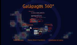 Galapagos 360 TEDxCuenca