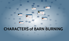 barn burning characters Everything you ever wanted to know about abner snopes in barn burning, written by masters of this stuff just for you.