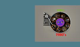 1970's & 80's
