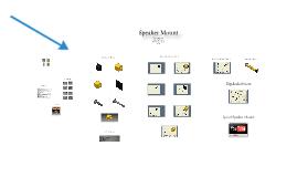 Copy of Speaker Mount