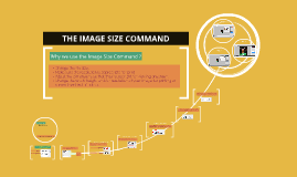THE IMAGE SIZE COMMAND