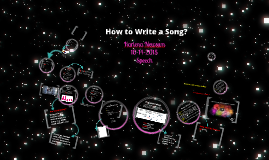 Writing a Song & How to Protect it...Music Class Lessons