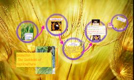 Copy of Copy of Copy of Copy of The Goddess of Agriculture: Demeter