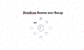 Droidcon Boston 2017