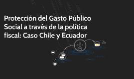 Protección del Gasto Público Social a través de la política