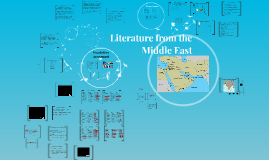 Literature from the Middle East