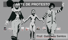 ARTE DE PROTESTO