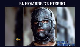 Copy of EL HOMBRE DE Hierro