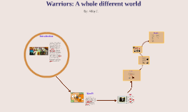 Warriors: A Whole Different World