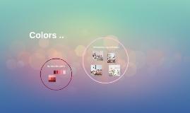 Copy of colors