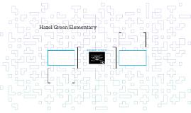 Hazel Green Elementary