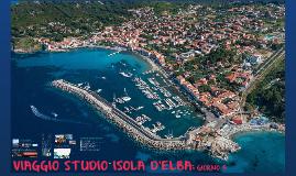 VIAGGIO STUDIO ISOLA D'ELBA