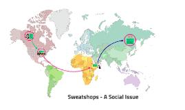 Sweatshops - A Social Issue