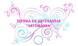 TIENDA DE ARTESANIAS