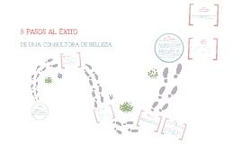 Copy of 8 PASOS AL ÉXITO