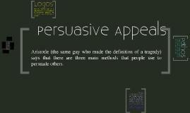 Persuasive Appeals GT