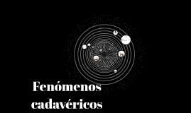 fenomenos