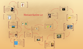 Copy of Horace Satire 1.9