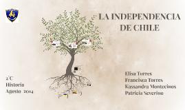 INDEPENDÉNCIA DE CHILE