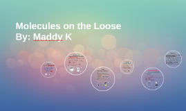 Molecules on the Loose
