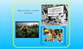 Migrant Farm Worker Children