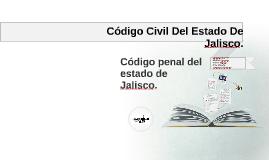 Copy of Código Civil Del Estado De Jalisco.