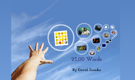 25,00 Words