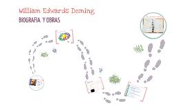 WILLIAM EDWARDS DEMING - CALIDAD
