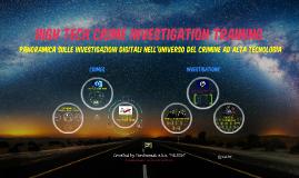 HTCIT - High Tech Crime Investigation Training