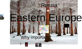 Hist 222: Eastern Europe