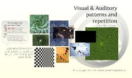 Copy of Sounds/Patterns