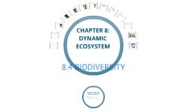 Dynamic ecosystem