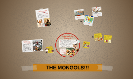 APWH- THE MONGOLS!!!