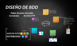 DISEÑO DE BDD