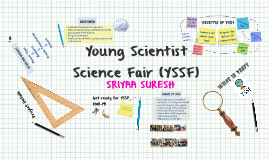 young scientist science fair sms oms presentation by sriyaa suresh