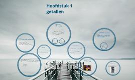Copy of Hoofdstuk 1 Getallen