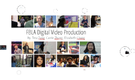 Digital Video Production