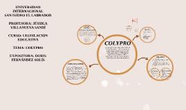 La Ley Orgánica del Colegio de Licenciados y Profesores, Nº