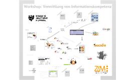 Informationskompetenz / Recherchekompetenz