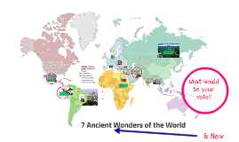 7 Ancient Wonders of the World