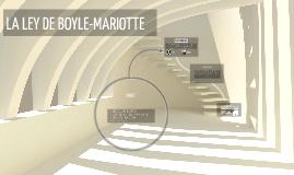 Copy of LA LEY DE BOYLE-MARIOTTE