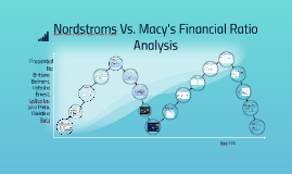 Nordstroms Vs. Macy's Financial Ratio Analysis