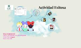 Actividad Exitosa