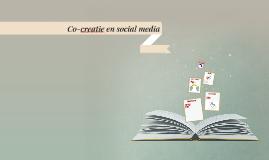 Co-creatie en social media