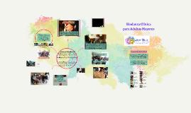 Copy of Movimiento, Salud, Integración, Biodanza. Talleres de Inclusión Social para adultxs mayores.
