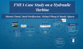 FMEA Case Study on Hydraulic Turbines