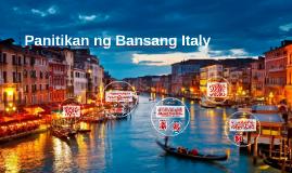 Pamahalaan ng Bansang Italy